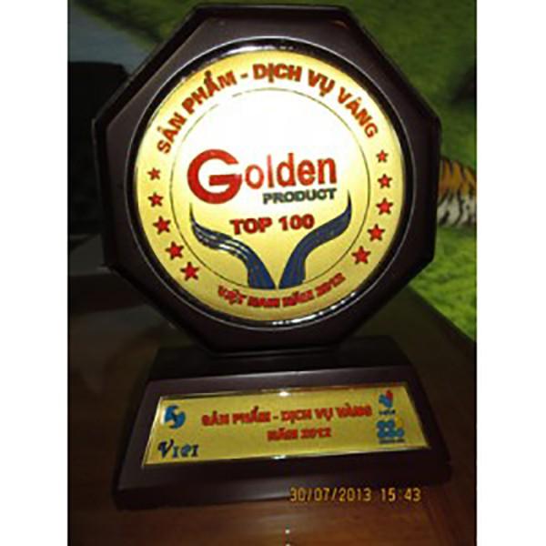 Giải thưởng sản phẩm & dịch vụ vàng